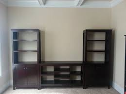 Colored Bookshelves by Espresso Colored Bookcase Doherty House Espresso Bookcase With