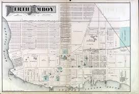 Historic Map Works Historic Perth Amboy