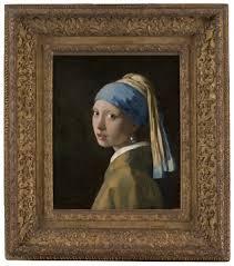 vermeer pearl earring details