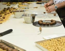15 best ferrero rocher au salon du chocolat images on pinterest