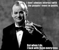Bill Murray Memes - bill murray various costumes on the late show throughout the years