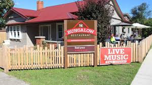 Restaurant Fencing by The Bungalow Restaurant Food And Wine Geelong U0026 The Bellarine