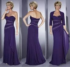 robe pour maman du mariã une robe soirée longue violette pour la maman des mariés