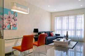 Small Living Dining Room Ideas Newlywed Apartment Designed By Stanley Tham This Energetic Crib
