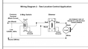 3 way dimmer switch application note 2way wiring sk7 wireless
