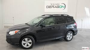 Pre Owned 2014 Subaru Forester Limited In Cowansville Pre Owned