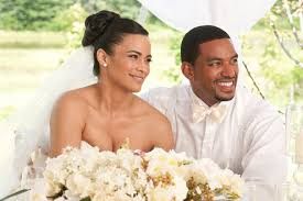 jumping the broom wedding jumping the broom pictures and photos tvguide