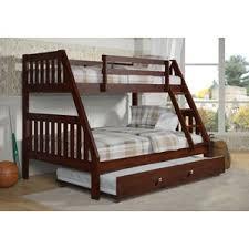 Twin Over Queen Bunk Bed Wayfair - Furniture row bunk beds