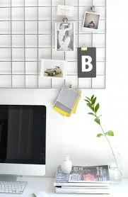 How To Make Desk Organizers by Diy Home Office Memo Board Burkatron