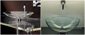 Bathroom Sink Manufacturers - glass bathroom sinks crafts home