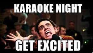 Funny Karaoke Meme - karaoke meme funny image photo joke 03 quotesbae