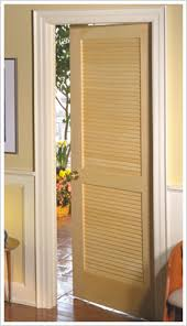 Louver Interior Door Louvered Interior Doors For Convenient And Bright Places On