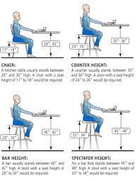 what is the height of bar stools bar stool and counter stool buying guide from f g bradley s