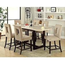 counter height dining room table sets counter height dining tables with leaf tag counter top dining