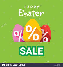decorative eggs for sale happy easter sale poster special offer banner decorative