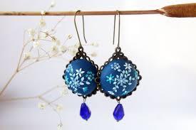 earrings ideas polymer clay colorful earrings ideas