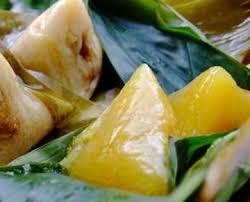 resep lopis harum kue lupis dari negeri bambu