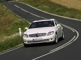 mercedes benz cl 600 2007 pictures information u0026 specs