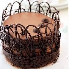 chocolate bavarian cake recipe tastespotting