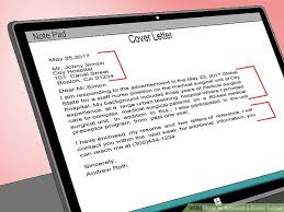 how to address a cover letter 9 steps with pictures wikihow