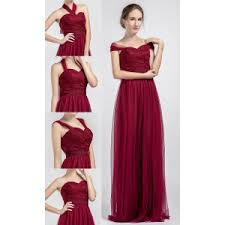 bridesmaid dresses burgundy wine maroon bridesmaid dresses