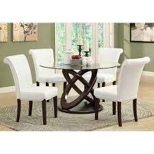 Light Dining Chairs Safavieh Bacall Taupe Cotton Dining Chair Mcr4501b The