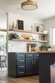 open concept farmhouse kitchen cabinet open cabinet ideas contemporary kitchen shelves