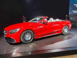 limited edition mercedes limited edition mercedes maybach s650 cabriolet unveiled kelley