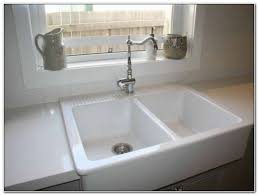 ceramic kitchen sink double ceramic kitchen sink ikea sinks and faucets home design