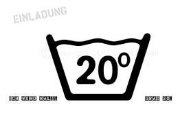 dein design einladung 20 geburtstag sergegiachetti