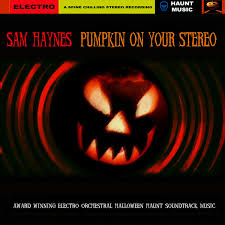 special offer pumpkin on your stereo electro haunt music