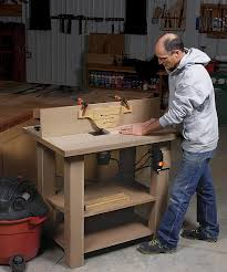 router table reviews fine woodworking working class router table finewoodworking