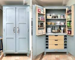 kitchen cabinets pantry units stand alone pantry cabinet evropazamlade me