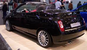 nissan crosscabriolet black car picker black nissan micra