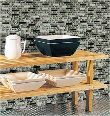Mirrored Mosaic Tile Backsplash by Glass Mosaic Tile Backsplash Kitchen Metal Coating Tile Designs Mg004