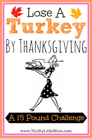 the lose a turkey by thanksgiving challenge thrifty