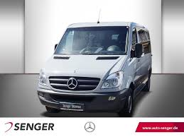 Senger Bad Oldesloe Mercedes Benz Sprinter 316 Cdi Kombi Ahk 7 Sitzer Klima Auto Senger