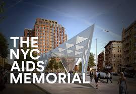timeline u2013 the new york city aids memorial