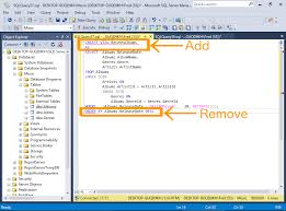 how to view table in sql sql server 2016 create a view