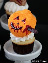 Halloween Decorations For Cakes by Halloween Peeps Cake Pint Sized Baker