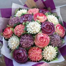Flower Cakes Best 25 Flower Cupcakes Ideas On Pinterest Pretty Cupcakes