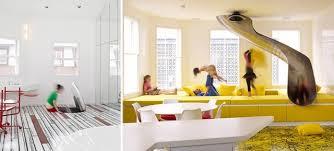 chambre enfant toboggan 20 idées créatives de déco de la chambre pour enfant chambre