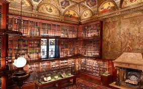the morgan library u0026 museum new york founded by pierpont morgan