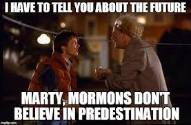 The Future Meme - hilarious back to the future memes with a mormon twist mormon light