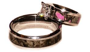 Camo Wedding Ring Sets by Mens Camo Wedding Rings Tungsten Wedding Rings Model