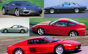 all the ferraris 10 ferraris that aren t insanely expensive yet