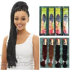 how much is expression braiding hair xpression ombre two toned blue white braid hair bulk kanekalon