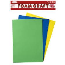 felt u0026 foam sheets craft foam lincraft australia