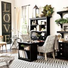 what is a desk return katherine home office what a classy looking office love the love