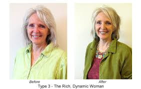 carol tuttle type 3 hairstyles if you re going gray check out how you can take years off your